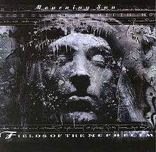 Обложка альбома «Mourning Sun» (Fields of the Nephilim, 2005)