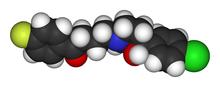 4-[4-(4-chlorophenyl)-4-hydroxy-1-piperidyl]-1-(4-fluorophenyl)-butan-1-one