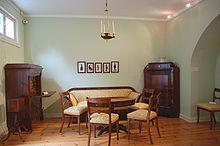 Цвет мебели Вишня Оксфорд на фото