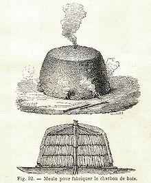 Что такое древесный уголь