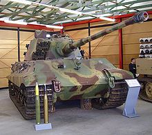 Tiger II frontal Munster.jpg