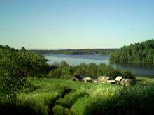 Валдайская возвышенность: рельеф, реки и климат. Валдайская возвышенность на карте