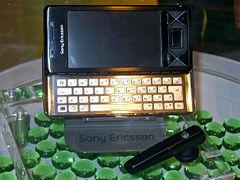 2008SonyFair Day2 Sony Ericsson XPERIA X1.jpg