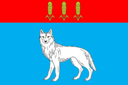 Flag of Volchenkovskoe (Moscow oblast).png