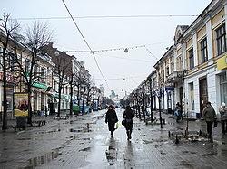 Kirov street in Yaroslavl 01.jpg