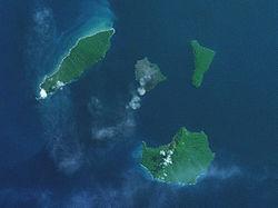 Карта вулкана Кракатау, где находится Вулкан Кракатау на карте мира