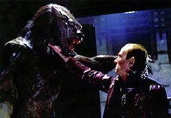 Рейз против старшего вампира виктора