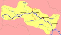 Бассейн реки Москва