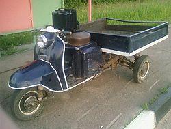 В продаже Мотороллер муравей 5+ по выгодной цене c фотографиями и описанием, продаю в Екатеринбург - Мотороллер.