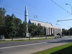 Улица советской армии и музей