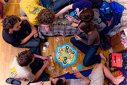 Playing Settlers of Catan.jpg