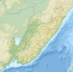 Кедровая (река, впадает в Японское море) (Приморский край)