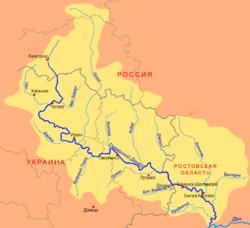 Бассейн Северского Донца
