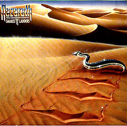 Обложка альбома «Snakes 'n' Ladders» (Nazareth,1989)