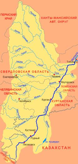 Бассейн Тобола