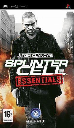 Tom Clancy's Splinter Cell - Essentials.jpg