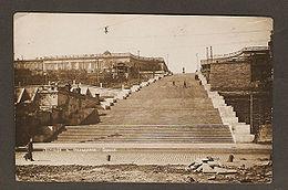 Потемкинская лестница в Одессе: история, легенды, интересные факты