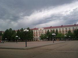 Лениногорск (Татарстан) - это... Что такое Лениногорск (Татарстан)?