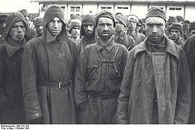 Bundesarchiv Bild 192-100, KZ Mauthausen, sowjetische Kriegsgefangene.jpg