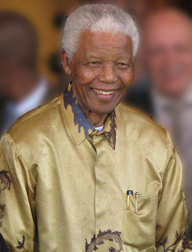 Нельсон Холилала Мандела