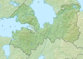 Олений (остров, Вуокса) (Ленинградская область)