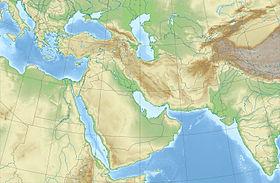 Каспийское море (Ближний и Средний Восток)