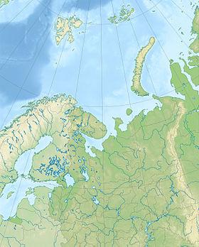 Онежское озеро (Северо-Западный ФО)