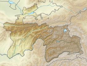 Сарезское озеро (Таджикистан)