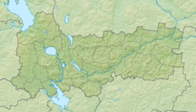 Онежский канал (Вологодская область)