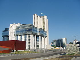 White House (Yekaterinburg) I.JPG