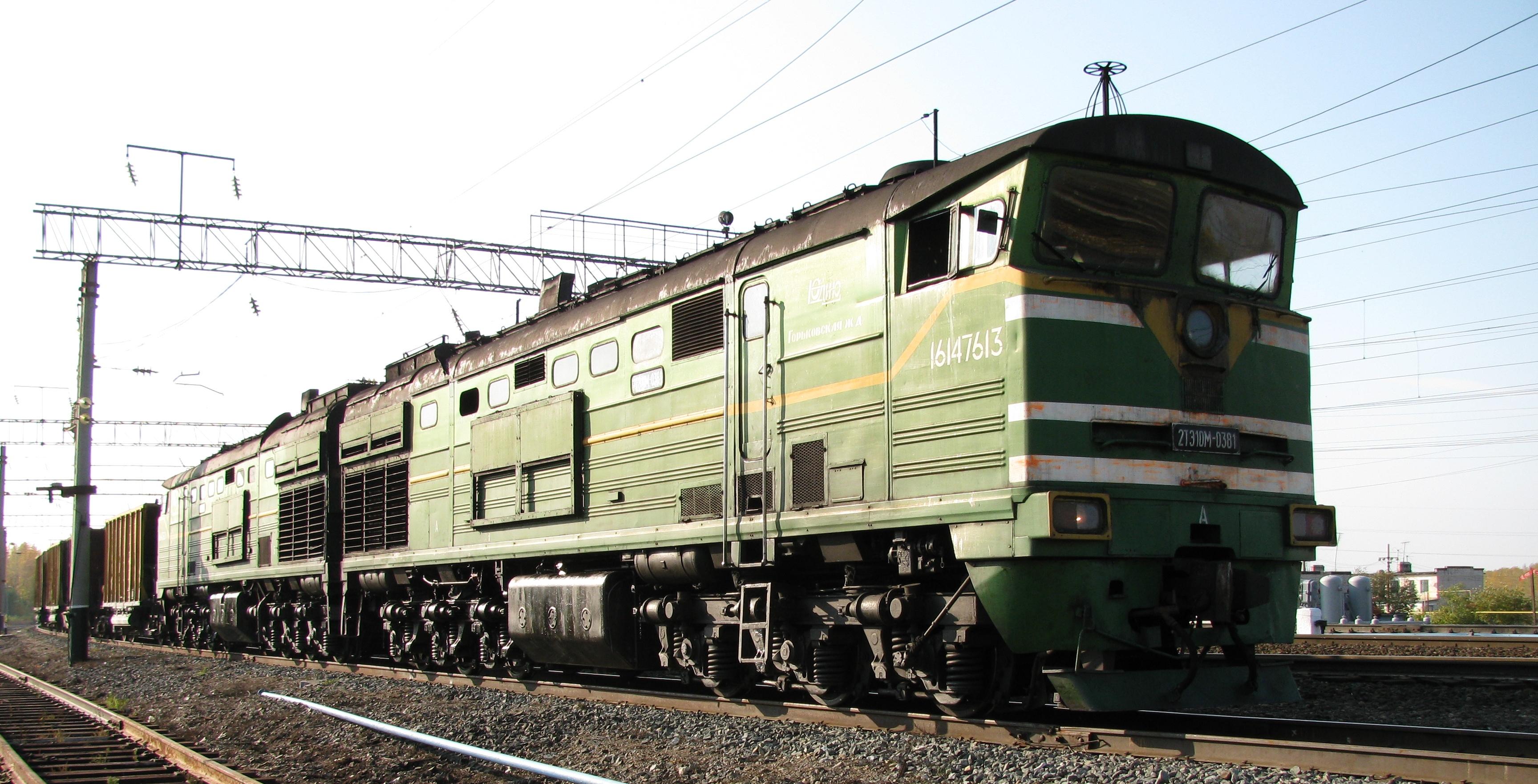 Обзор локомотива 2тэ10м-3141 для train simulator 2017 youtube.