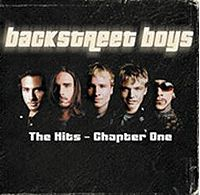 Обложка альбома «The Hits: Chapter One» (Backstreet Boys, 2001)
