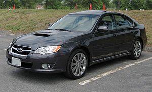 Subaru Legacy 4-е поколение