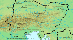 История Австрии - это... Что такое История Австрии?