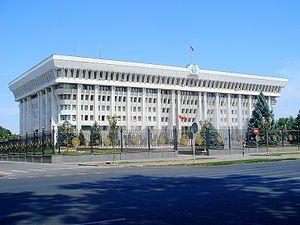 Bishkek White House.JPG