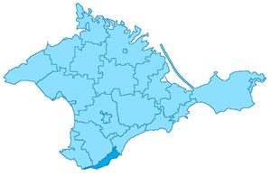 Отрадное (Ялтинский горсовет) (Крым)