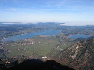 озеро Форггензее