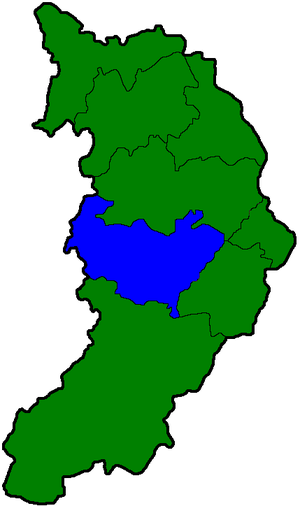 Аскизский район Хакасии на карте