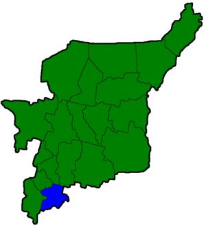 Койгородский район на карте