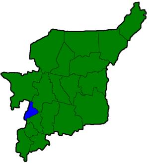 Усть-Вымский район на карте