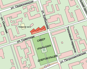 Телефон и адрес 7 поликлиники ставрополь