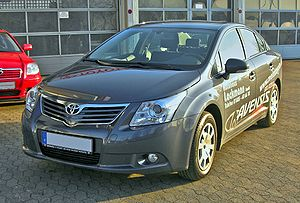 Toyota Avensis T28