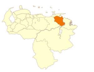 Монагас (штат Венесуэлы)