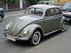 Volkswagen Type 1 Käfer