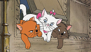Коты аристократы 2 серия