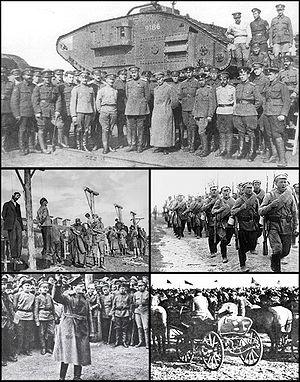 Война 1917 1922 гражданская война в россии