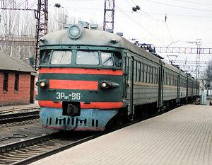 Новосибирские электропоезда