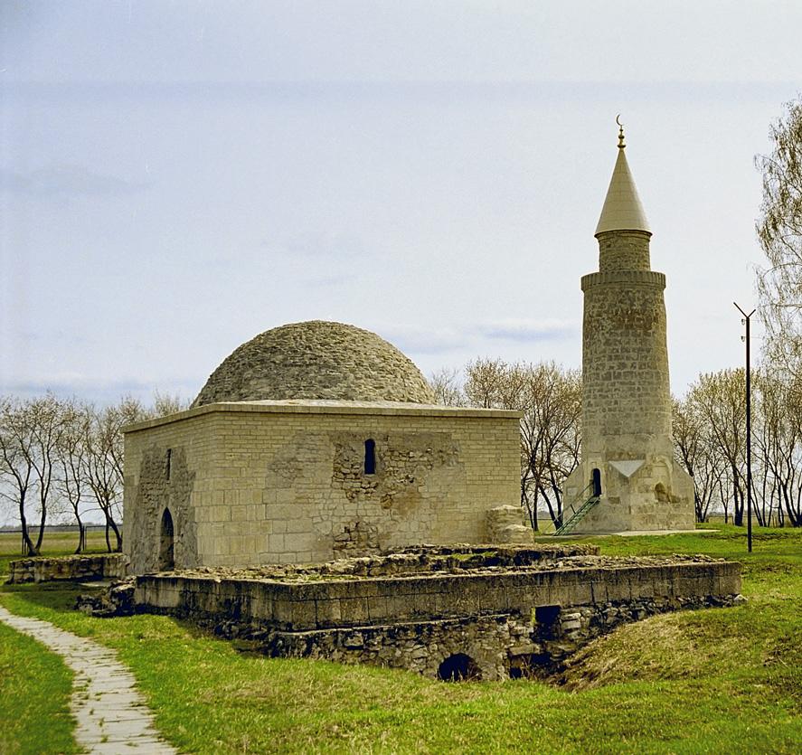 Una missione di Ahmad ibn Fadlan. L'assunzione dell'islam ...