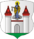 Coat of Arms of Barysaŭ, Belarus.png