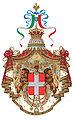 CoA of Kingdom of Italy.jpg